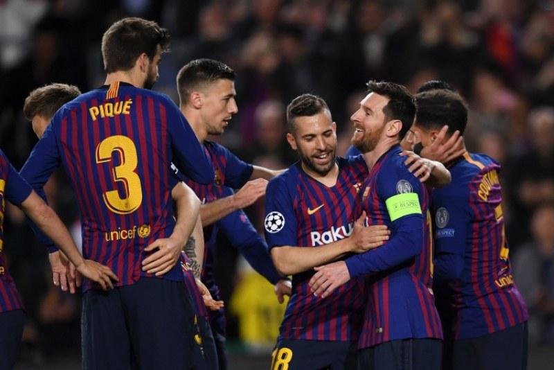 Меси призна магията на Роналдо