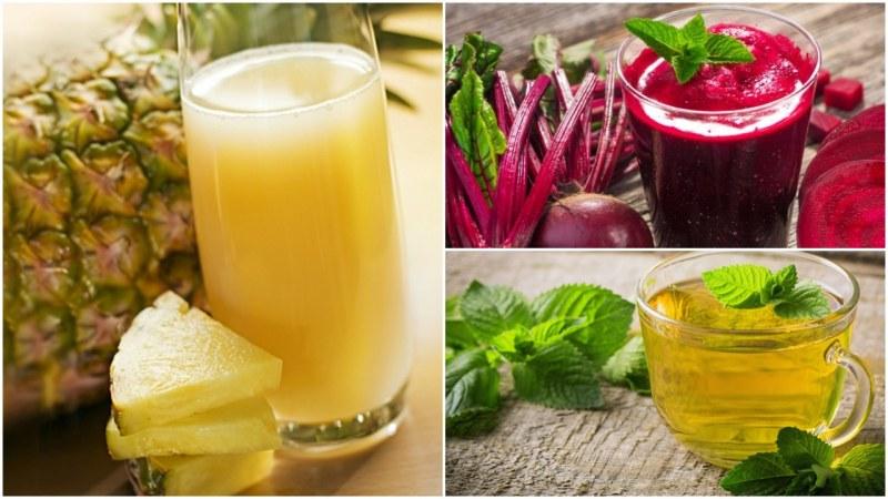Полезни напитки, ако имаме високо кръвно налягане