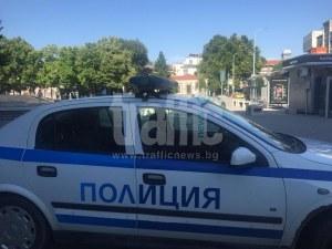 Издирват молдовски гражданин за стрелбата край Руската гимназия в Бургас