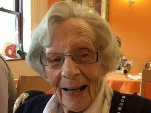 104 годишна баба: Искам в затвора! СНИМКИ