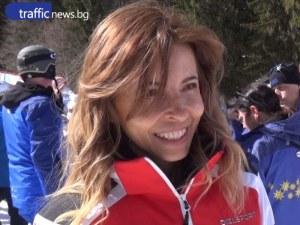 Цветелина Бориславова отчита ръст на туристите в Пампорово ВИДЕО