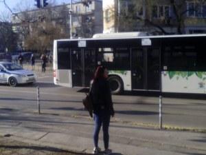 Час пик: Жена почина в автобус №85 в столичния кв.