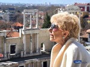 Френска историчка се влюби в Пловдив, трудовете на Ламартин я подготвили за посещението ВИДЕО