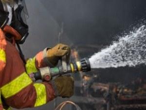 Избухна пожар в химически завод в Истанбул