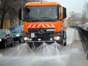 Започва голямото миене на пловдивските улици от днес