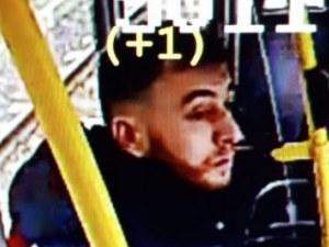 Турчин, на 37 години – заподозреният за терора в Утрехт. Издирват го!