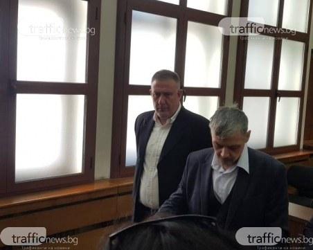 Отложиха делото за убийството на Жоро Плъха, жена му не се появи в съда