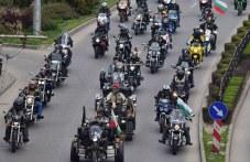 Рев на мотори оглася Пловдив, рокерите откриват сезона със зрелищно шествие