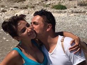 Актрисата Елен Колева напусна Андреас Стилиану?