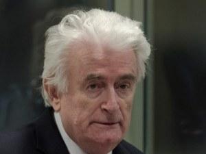 Караджич след присъдата: Това е безплодно отмъщение на съда в Хага!