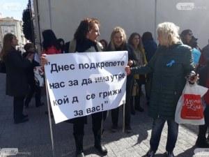 Медсестрите чуха Ананиев, не му повярваха и на протест – безсрочен!