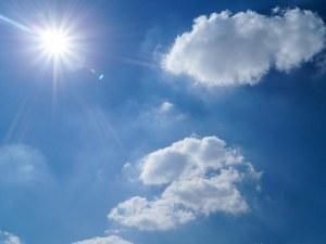 Облачна утрин, слънчев следобед. Какво време ни очаква през уикенда?