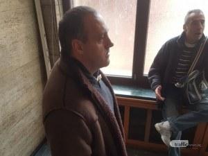 Пловдивчанинът, счупил пръста на полицай: Търсих си правата, а станах подсъдим