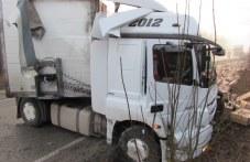 Катастрофа на АМ Тракия край Пазарджик! Ударили са се два ТИР-а