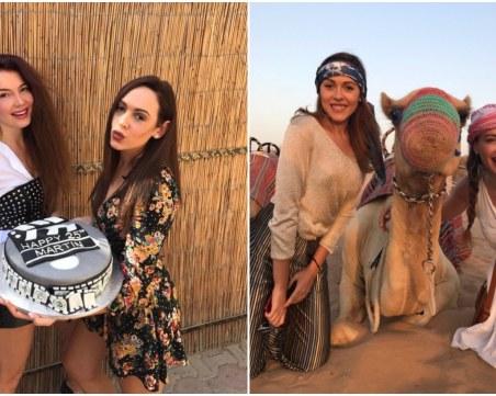 Красиви и работливи: Българки пробиха в Дубай! Стартираха собствен сладкарски бизнес СНИМКИ