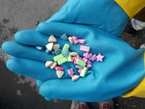 Как се унищожават наркотици за 20 млн. лева? От Агенция Митници показаха ВИДЕО
