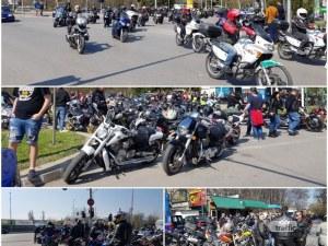В Пловдив загърмя и затрещя! Хиляди рокери изпълниха улиците на града ВИДЕО и СНИМКИ