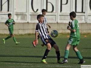 Децата на Локо вкараха 8 гола на Родопа ВИДЕО