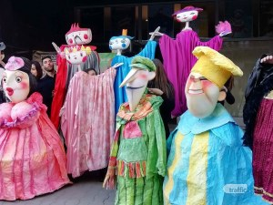 Парад на куклите радва малки и големи в столицата СНИМКИ