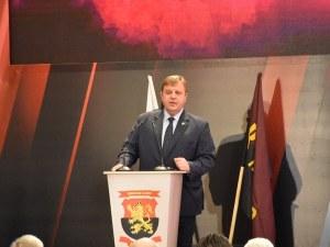Преизбраха Каракачанов за лидер на ВМРО
