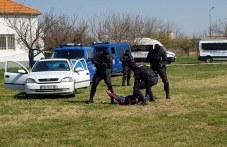 Зрелищна демонстрация в Пловдив! Полицейски кучета предотвратиха терористичен акт ВИДЕО и СНИМКИ