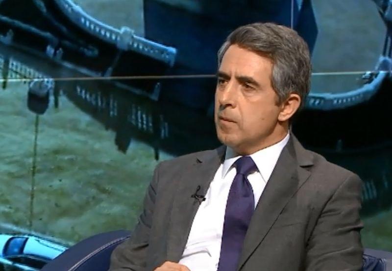 Плевнелиев: Радев иска да бъде премиер!
