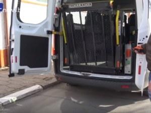 Хора с увреждания пристигат в Европейската столица на културата с безплатен превоз ВИДЕО