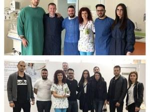 Младежите от Ротаракт Пловдив дариха билирубинометър на неонатологията в УМБАЛ - Пловдив