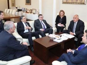 Борисов се видя с главния прокурор на Турция: Важен партньор сте ни!
