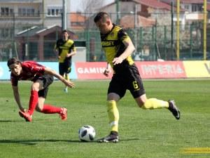 Ботев уреди контрола преди мача с Левски