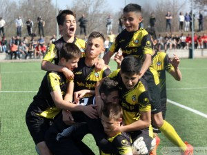 Децата на Ботев на крачка от финал след разгром срещу ЦСКА