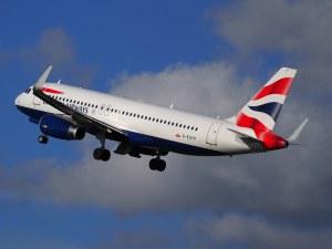 Самолет за Германия кацна в Шотландия по погрешка