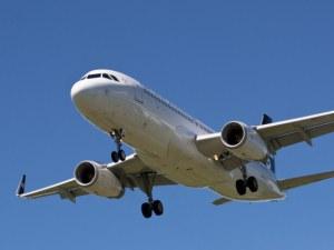 Самолет кацна аварийно заради пушек от пилотската кабина