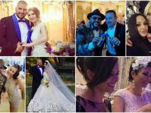 Сватбената фиеста на Софи и Гринго събра почти цялата музикална гилдия ВИДЕО и СНИМКИ