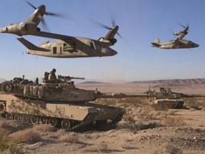 US военна техника в 5 хранилища из Европа. Къде ще са те?
