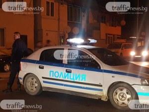 Зарязан Ромео изкърти пътен знак край Пловдив, направи си люлка с него и го закопчаха