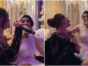 Преслава и Софи в убийствен дует за финал на сватбата ВИДЕО