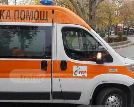 78-годишен джигит блъсна дете в Бургас, 3-годишното е в болница