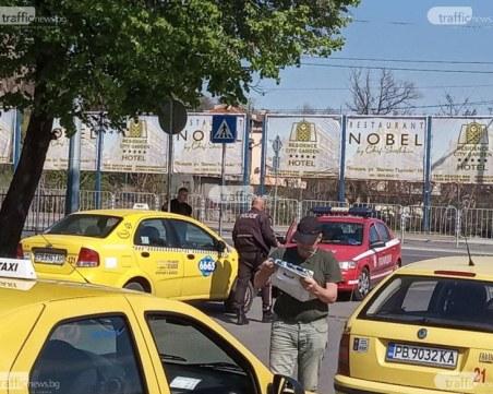 Такситата в Пловдив – 90 нюанса сиво