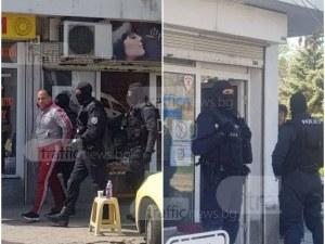 Арестуваха Стефан Балимезов - Яйцето в Кючук Париж! Обискират офиса на таксиметрова компания ВИДЕО