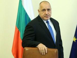 Борисов писа на редица премиери, търси подкрепа за тираджии и превозвачи