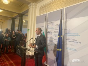 Цветанов козирува на шефа: Отива си от парламента, остава в ГЕРБ