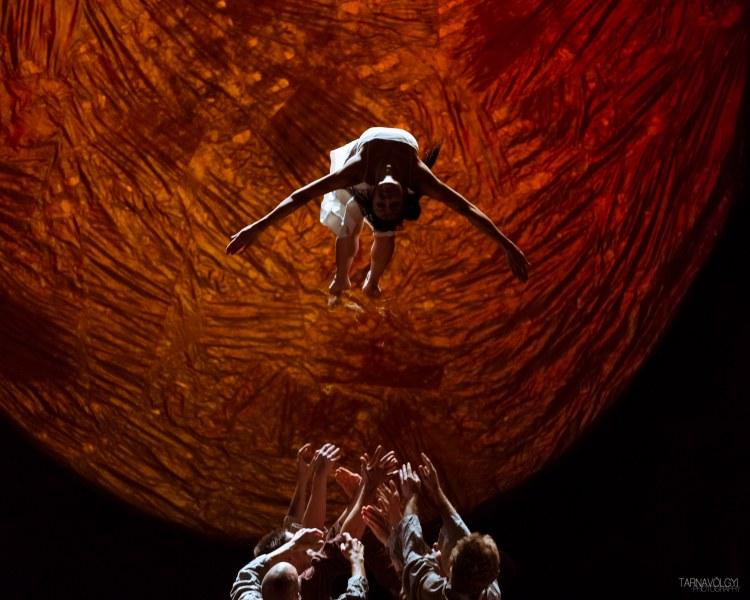 Унгарски балет подготвя уникално шоу в Пловдив