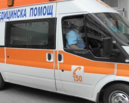 3-годишно дете падна от третия етаж в бургаския квартал