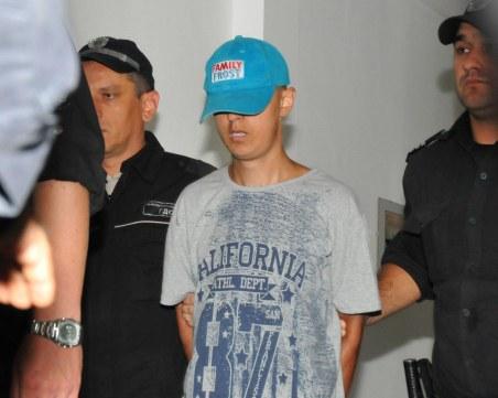 Апелативният съд потвърди 8 г. затвор за убиеца на Никол