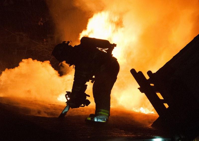 Огнен ад! Три трупа след пожар в център за психично здраве в Пловдив