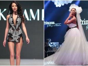Никол Бутева от Пловдив и Николета Лозанова дефилираха на Sofia Fashion Week СНИМКИ