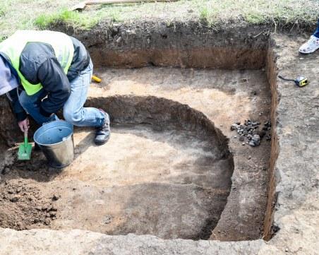Археолози откриха древно селище до могила Лаута