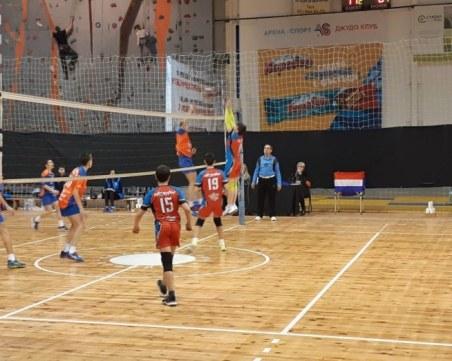 Децата на Виктория Волей се класираха за зоналния шампионат