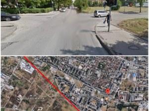Разширяването на основен булевард в Пловдив невъзможно, решението е нов булевард в Кючука